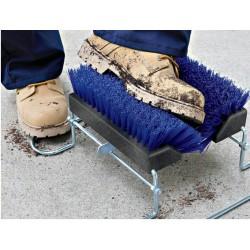 Estación limpieza calzado....